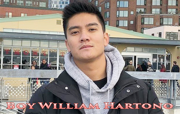 Biodata Boy William Hartono