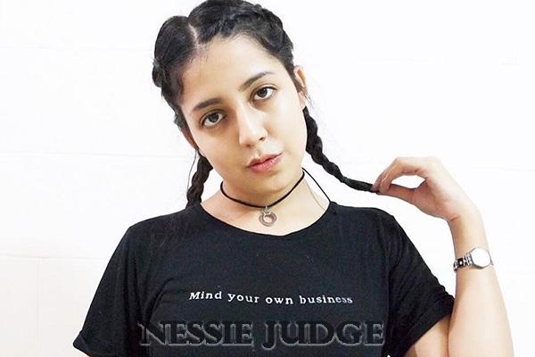 Biodata Nessie Judge
