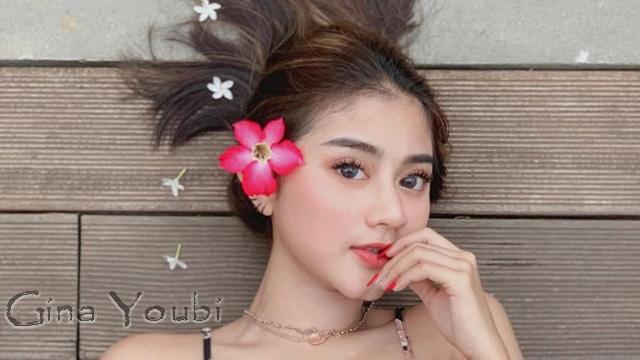 Profil Gina Youbi Selebgram Cantik
