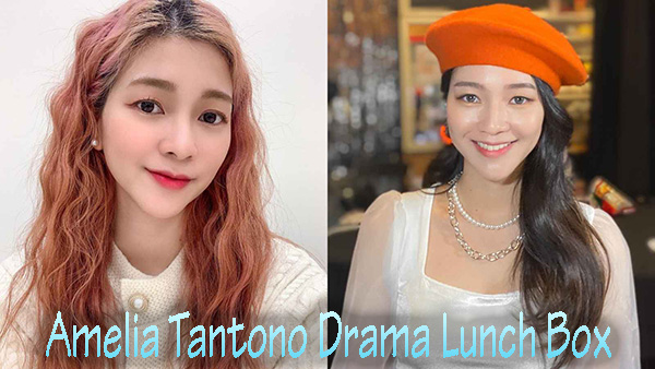 Amelia Tantono Drama Korea Lunch Box