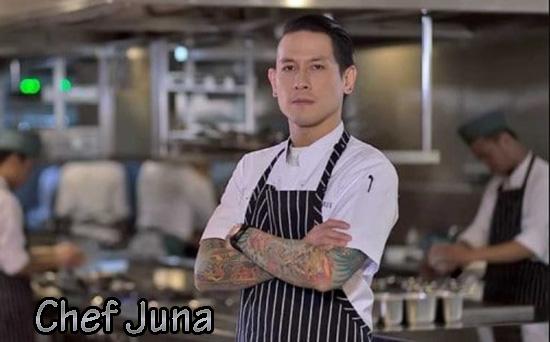 Biodata Chef Juna Rorimpandey
