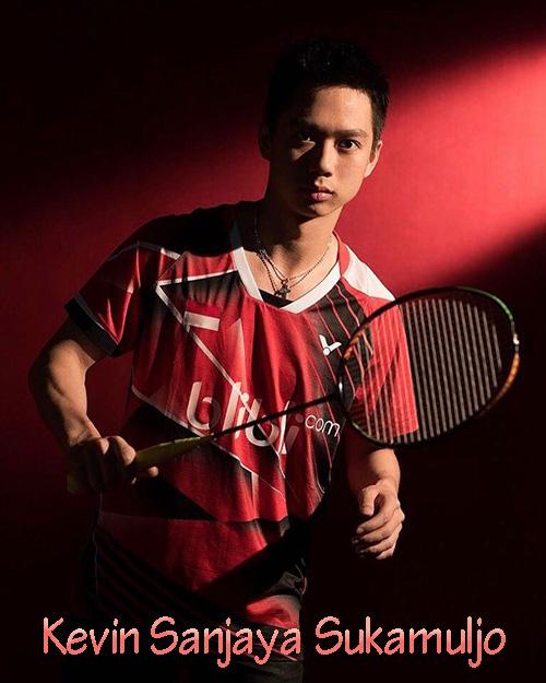 Biodata Lengkap Kevin Sanjaya Sukamuljo