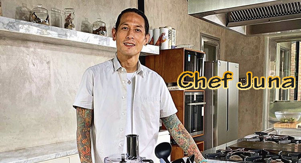 Chef Juna Rorimpandey MasterChef Indonesia