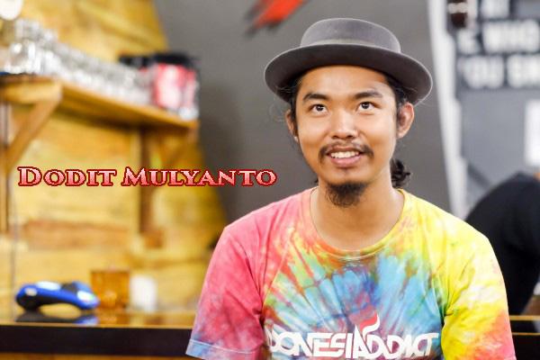 Dodit Mulyanto, Komedian Asal Blitar