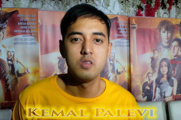 Kemal Palevi Comedian Stand Up Comedy