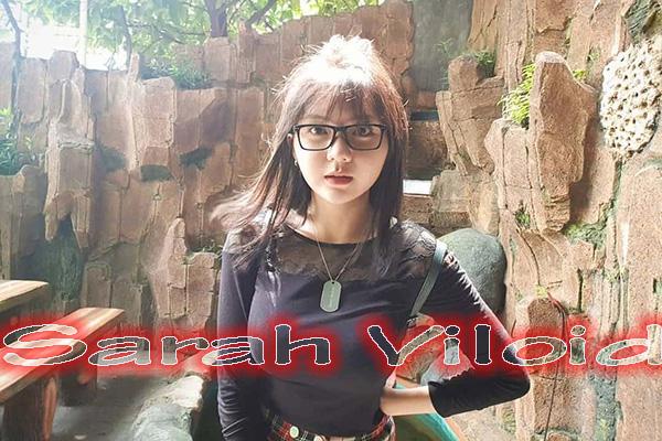 Sarah Viloid Biodata, YouTuber & Gamer Handal