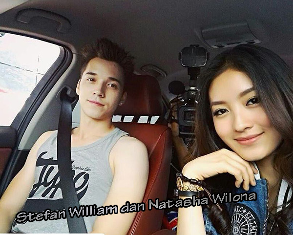 Stefan William dan Natasha Wilona