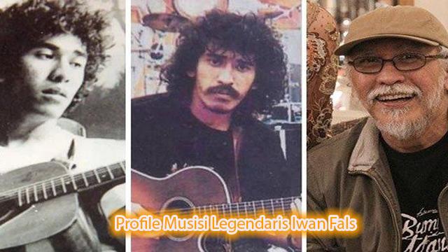 Profile Musisi Legendaris Iwan Fals
